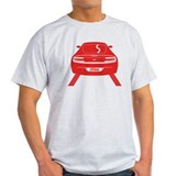 Aston Rear Red T-Shirt