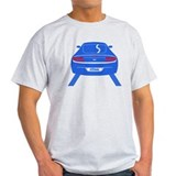 Aston Rear Blue T-Shirt