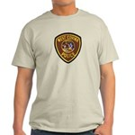 West Covina Police Light T-Shirt