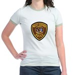 West Covina Police Jr. Ringer T-Shirt