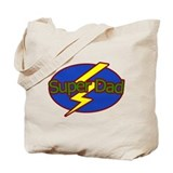 Super Dad - Tote Bag