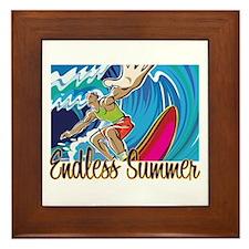 Endless Summer 2 Framed Tile