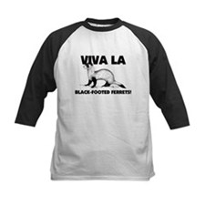 Viva La Black-Footed Ferrets Tee