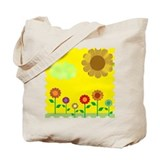 Retro Sunshine! Tote Bag