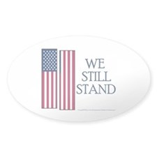 We Still Stand sticker without corners