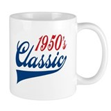 1950's Classic Birthday Mug