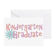 Kindergarten Graduate Greeting Card