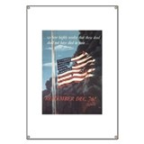 Navy WWII Poster Banner