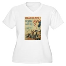 Navy WWI Poster T-Shirt