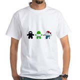 Ninja, Zombie, Pirate Shirt