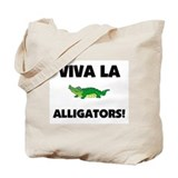 Viva La Alligators Tote Bag
