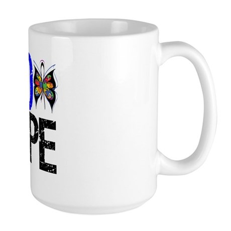 Autism HOPE Large Mug