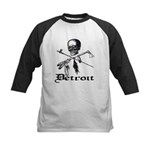 Detroit Pirate Kids Baseball Jersey
