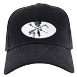 Detroit Pirate Black Cap