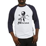 Detroit Pirate Baseball Jersey