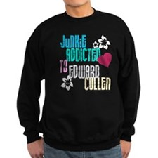 Twilight - Addicted to Edward Cullen Sweatshirt