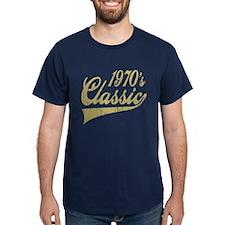 1970's Classic Birthday T-Shirt