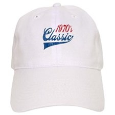 1970's Classic Birthday Baseball Cap