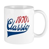 1970's Classic Birthday Mug
