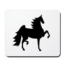 UHF Saddlebred Silo Mousepad
