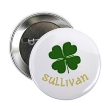 "Irish Sullivan 2.25"" Button (10 pack)"