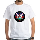 I love Bermuda Flag Shirt