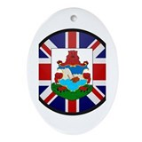 Bermuda Oval Ornament