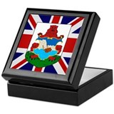 Bermudian Keepsake Box