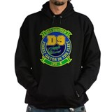 USS Denver LPD 9 Hoodie