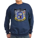 USS Dubuque LPD 8 Jumper Sweater
