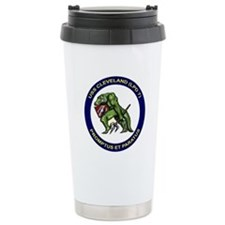 USS Cleveland LPD 7 Ceramic Travel Mug