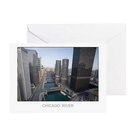 Aerial View Greeting Card