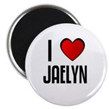 I LOVE JAELYN 2.25&quot; Magnet (100 pack)