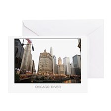 The Jeweler's Building Greeting Card