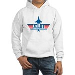 Pi Lot Hooded Sweatshirt
