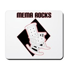 Mema Rocks Mousepad