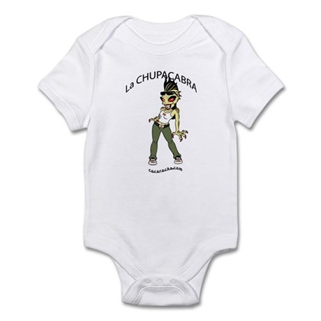 La Chupacabra Infant Bodysuit