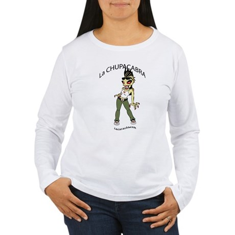 La Chupacabra Women's Long Sleeve T-Shirt