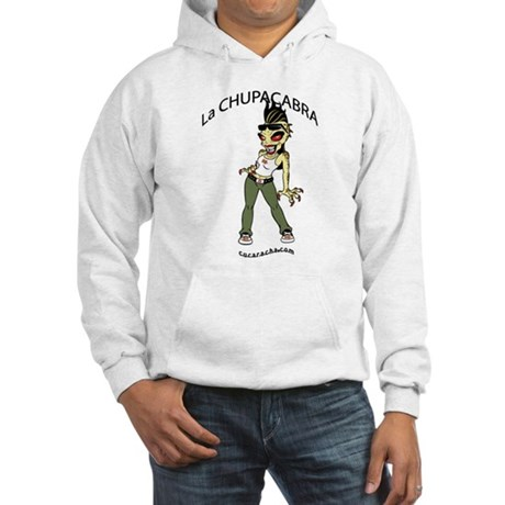 La Chupacabra Hooded Sweatshirt