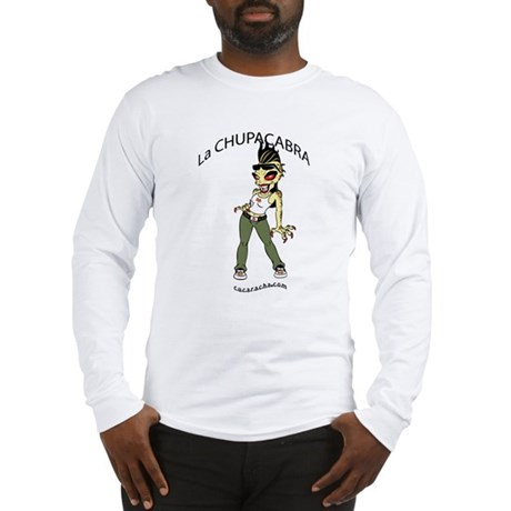 La Chupacabra Long Sleeve T-Shirt