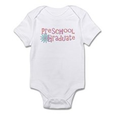 Preschool Graduation Infant Bodysuit