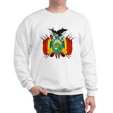 Bolivia Coat of Arms Sweatshirt