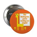 "Kindergarten Grad 2.25"" Button (100 pack)"