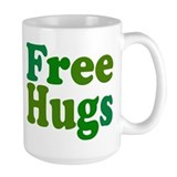 Free Hugs Mug
