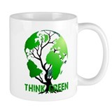 Go Green Small Mug