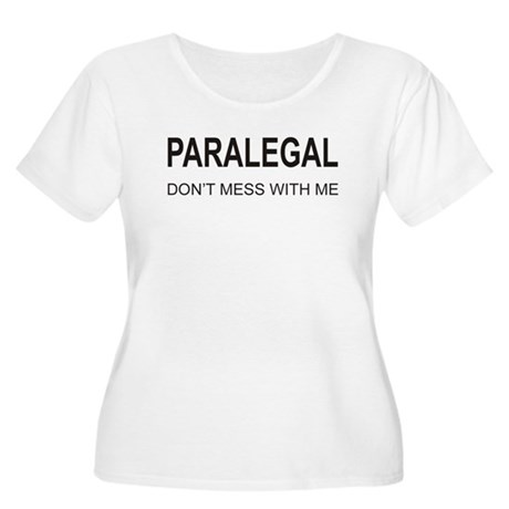 Paralegal Women's Plus Size Scoop Neck T-Shirt