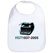 Hunter S Thompson Bib