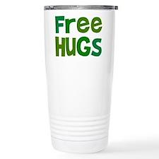 Free Hugs Thermos Mug