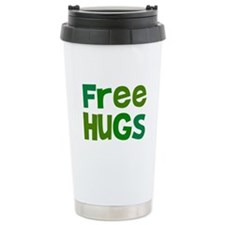 Free Hugs Travel Mug