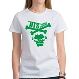 Gorilla Grappling Jits &amp; Bones Tee